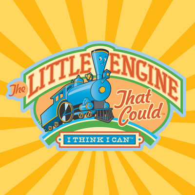 illustration of Penguin Young Readers - Little Engine That Could Identity