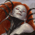 illustration of Art from Magic the Gathering's Innistrad release.