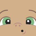 illustration of Baby character was created for a promotional online game.
