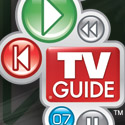 illustration of TV Guide - 2007 Online Video Awards Identity