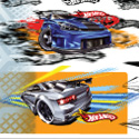 illustration of  2007 Hot Wheels Global Style Guide. Over 75 logos, graphics, patterns, product designs, copyrwriting, product graphics and illustrations.