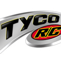 "illustration of ""Tyco R/C"" brand identity redesign for Mattel."