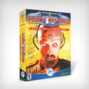 illustration of Packaging design for Westwood Studios' Command & Conquer Yuri's Revenge video game