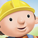 illustration of Bob the Builder illustration created for Egmont Publishing.